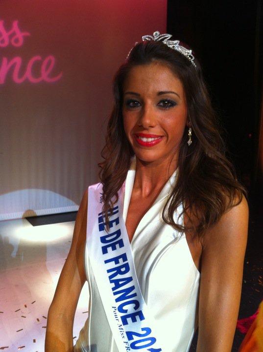 Pauline Darles Miss Ile de France abandon Miss France 2011 elle explique les raisons