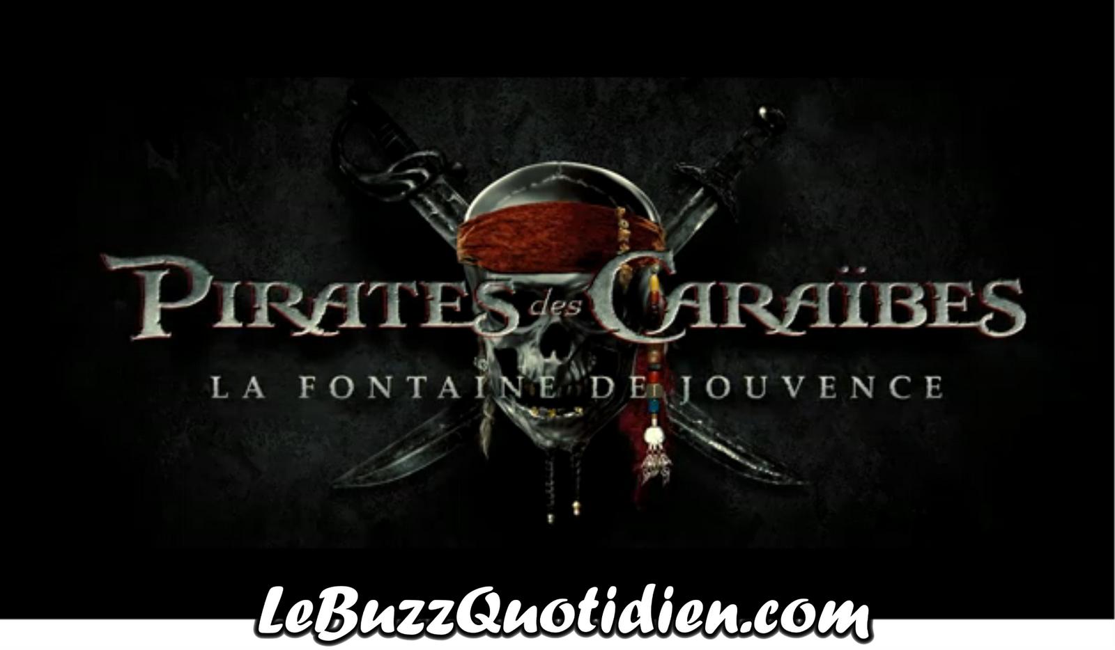 Pirates des Caraibes 4 bande annonce