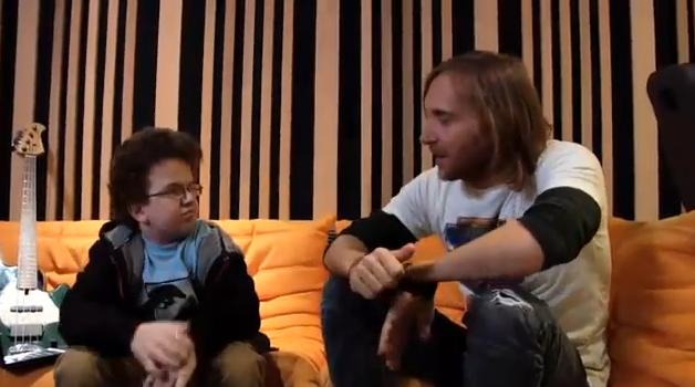Keenan Cahill David Guetta