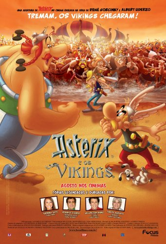 Download Baixar Filme Asterix E Os Vikings   Dublado