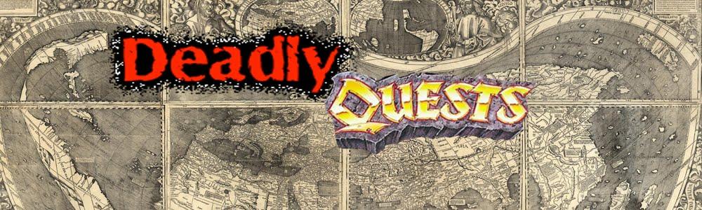 Deadly Quests: A Korean Adventure