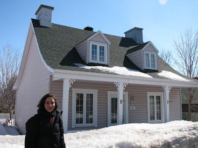 Canada aventuras casas tipicas canadienses quebec - Casas en canada ...