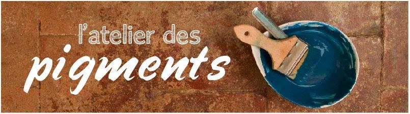Atelier des Pigments - Stages : fabriquer sa peinture naturelle et décorative