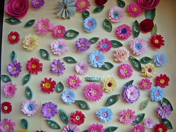 Quilled flowers project tutorials quilled flowers mightylinksfo