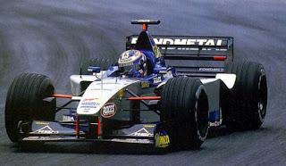 Minardi, equipe histórica de Formula 1 de 1999 - by livreatitudepapercraft.blogspot.com
