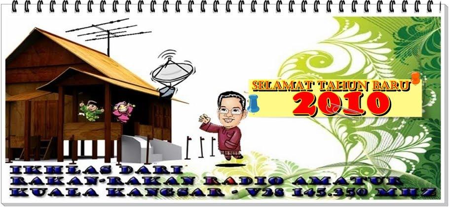 Kuala Kangsar Amateur Radio Team