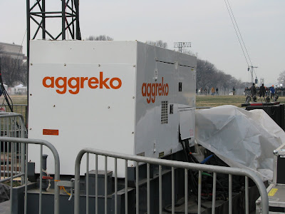 aggreko generators