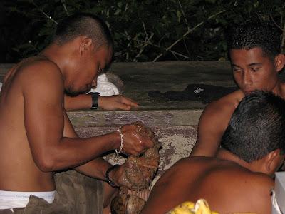 sakau ceremony