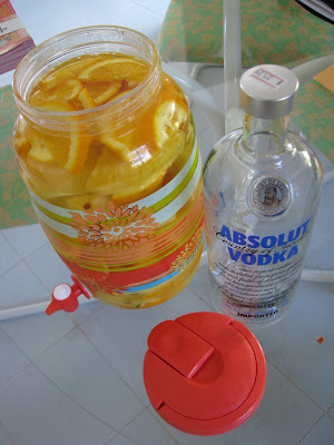 infused vodka recipe