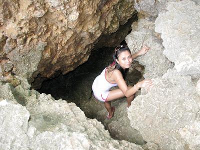 forbidden grotto saipan