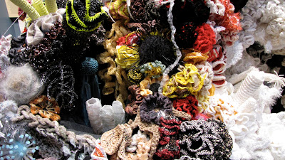 Hyperbolic Crochet Coral Reef