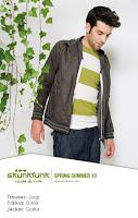 SKUNK FUNK. ropa moderna para hombre
