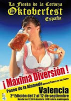oktoberfest valencia 2010.fiesta de la cerveza
