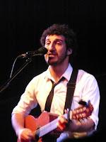concierto del cantautor marwan en la sala matisse de Valencia