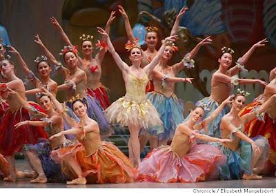 el cascanueces.Ballet ruso en Valencia.Concierto gira espectaculo
