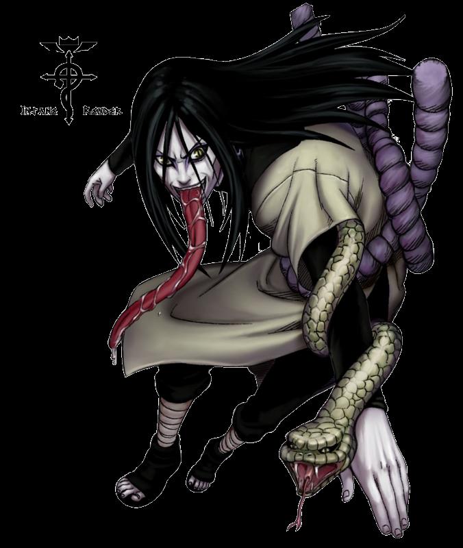 Orochimaru Akatsuki