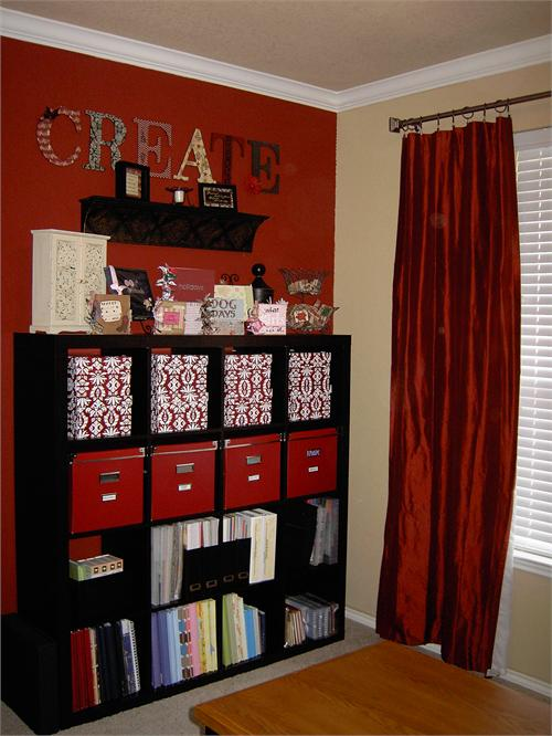 Girls Exclusive Ideas For Redecorating My New Scrapbook Room
