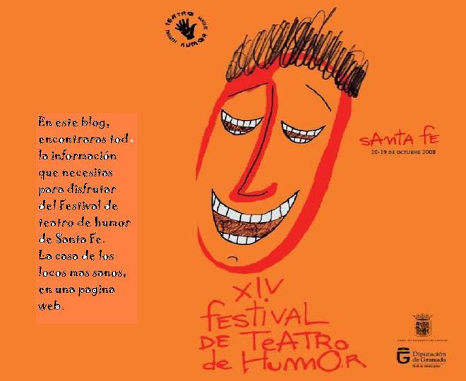"Festival de ""Teatro de Humor"" de Santa Fe"