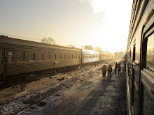 The Trans Siberian