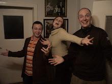Michal, Anna & Wojtek