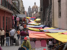 Mexico City Street Market