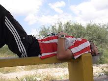 resting...