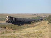A Coal Train's a Comin'