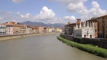 River Scene, Pisa