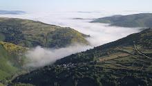 Veiw from El Cebreiro