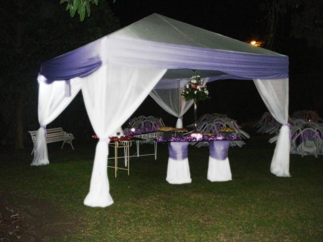 decoracao branco e lilas para casamento:Lírios Eventos: Decoração branco e lilás – Recepção de Casamento