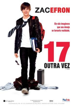 Filme Poster 17 Outra Vez