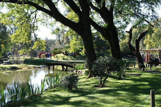 5 parques para conhecer buenos aires para chicas for Resto jardin japones