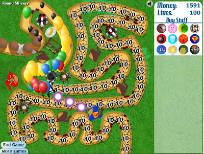 Play Bloons Tower Defense 6 Cool Math Games