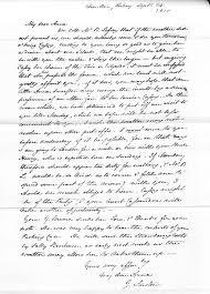 Letter by Jane Austen