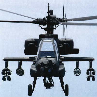 apache gunships