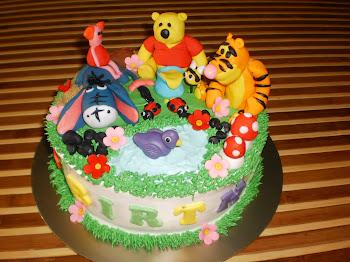 Winnie The Pooh & Frens