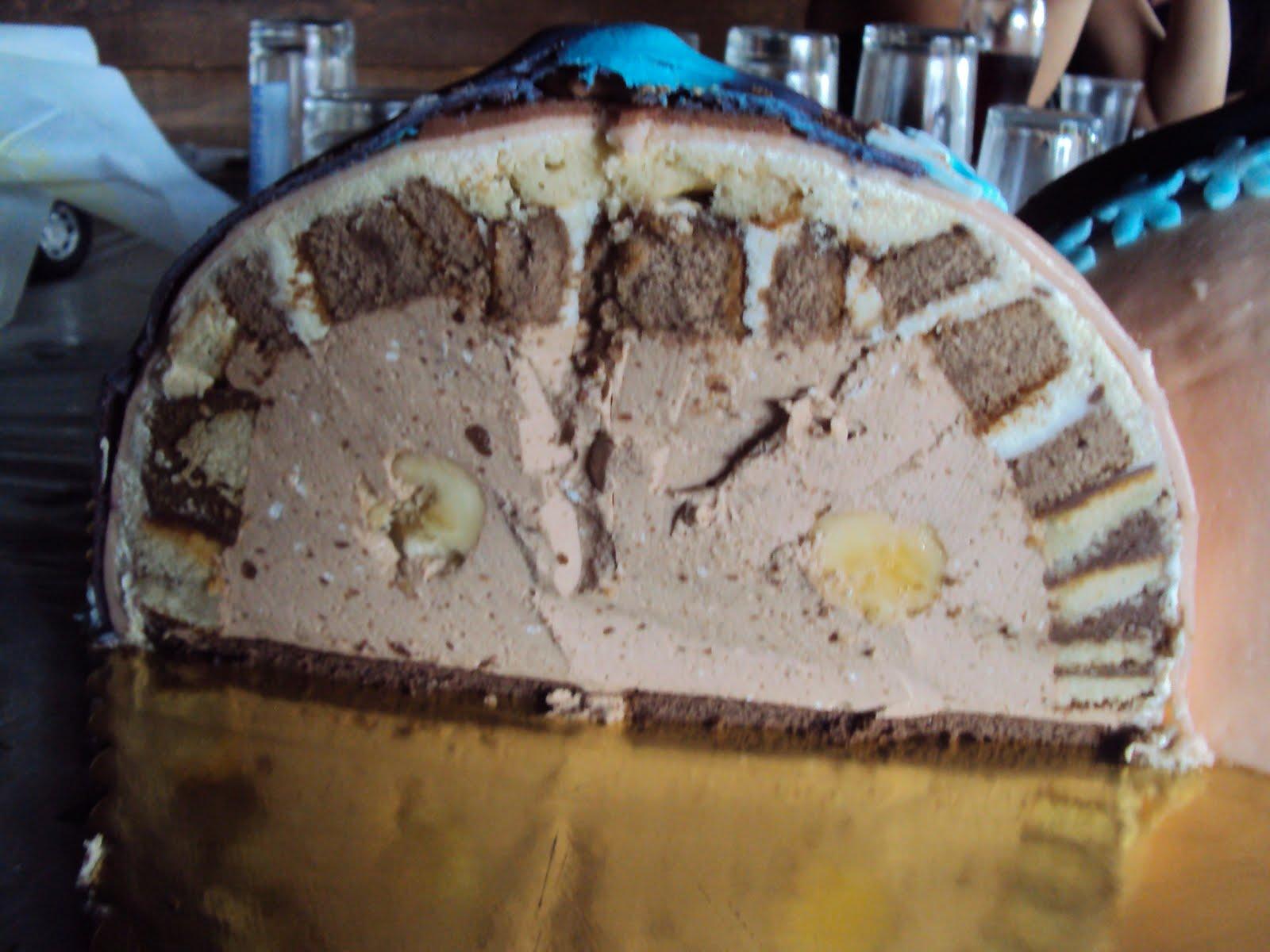 Торт розы кремовый мк фото 4