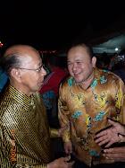 bersama DYMM Tuanku Sultan Kedah