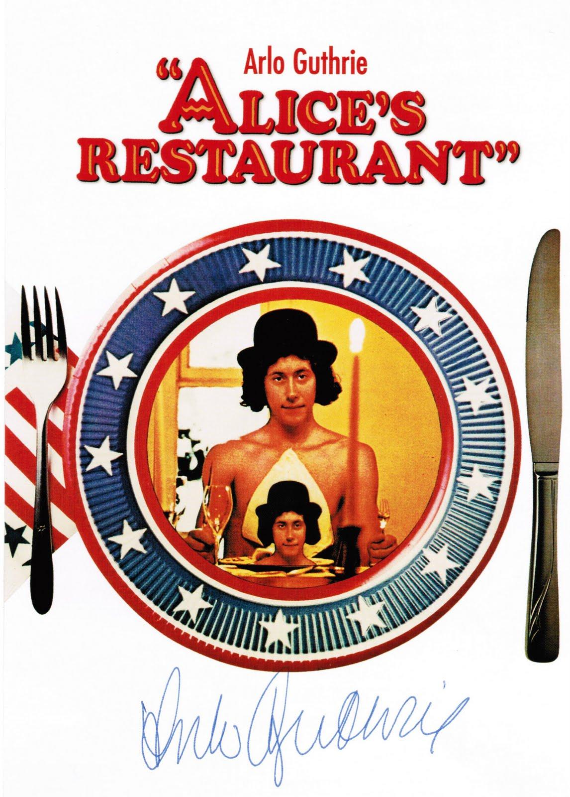 Arlo Guthrie - Alice's Restaurant (Ist Keine Kneipe)