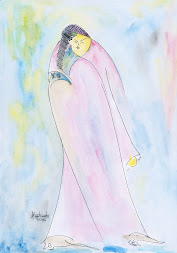 Xue Minjun, el poeta de las palabras de viento