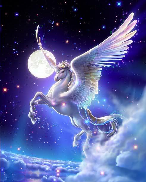ThreeHundred&TwentyOne Wishes: Swarovski 6150 Pegasus Pendant