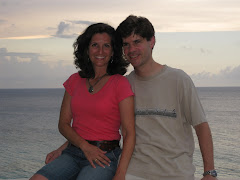 Dave and me in the Dominican Republic 2009