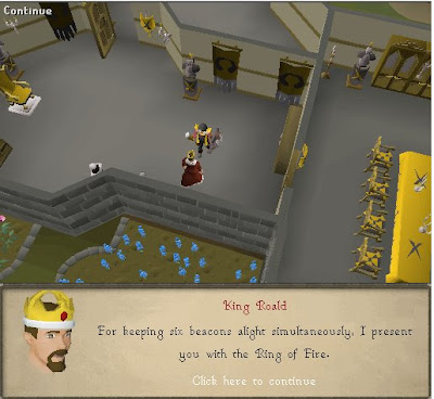 Actually I Want Infernothat Can Be Use In Woodcutting And Miningso Need Level 92 Firemaking To Get 1 Cya