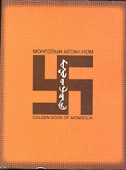Mongolian Golden Book
