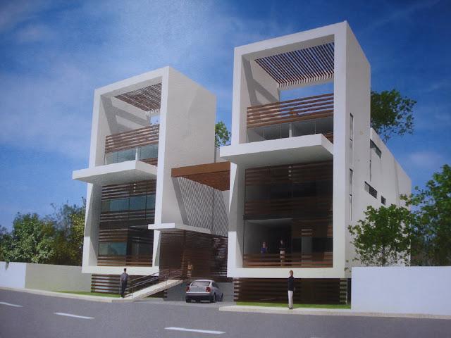 Ivan minjarez arquitectura for Arquitectura departamentos modernos
