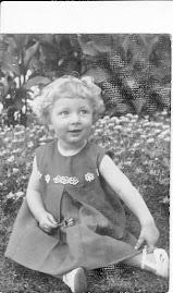 Era realmente una hermosa nena