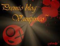 Premio Blog Vampírico