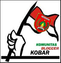 Komunitas Blogger Kobar Logo