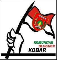 Komunitas Blogger Kobar Logo