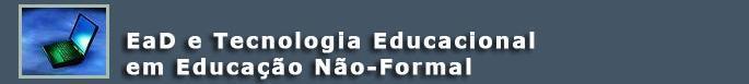 EaD e Tecnologia Educacional